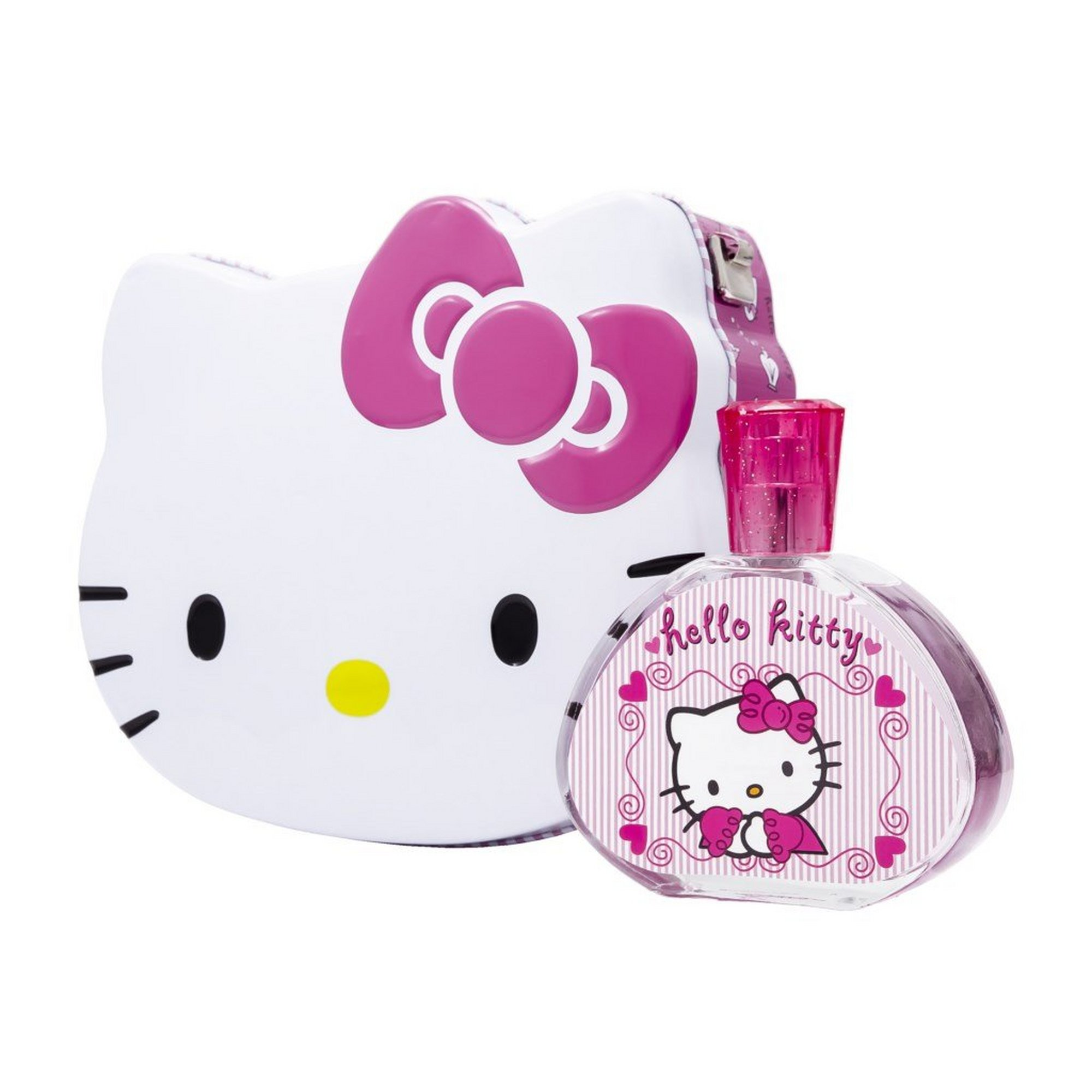 Image of Hello Kitty Perfume and Lunchbox Set