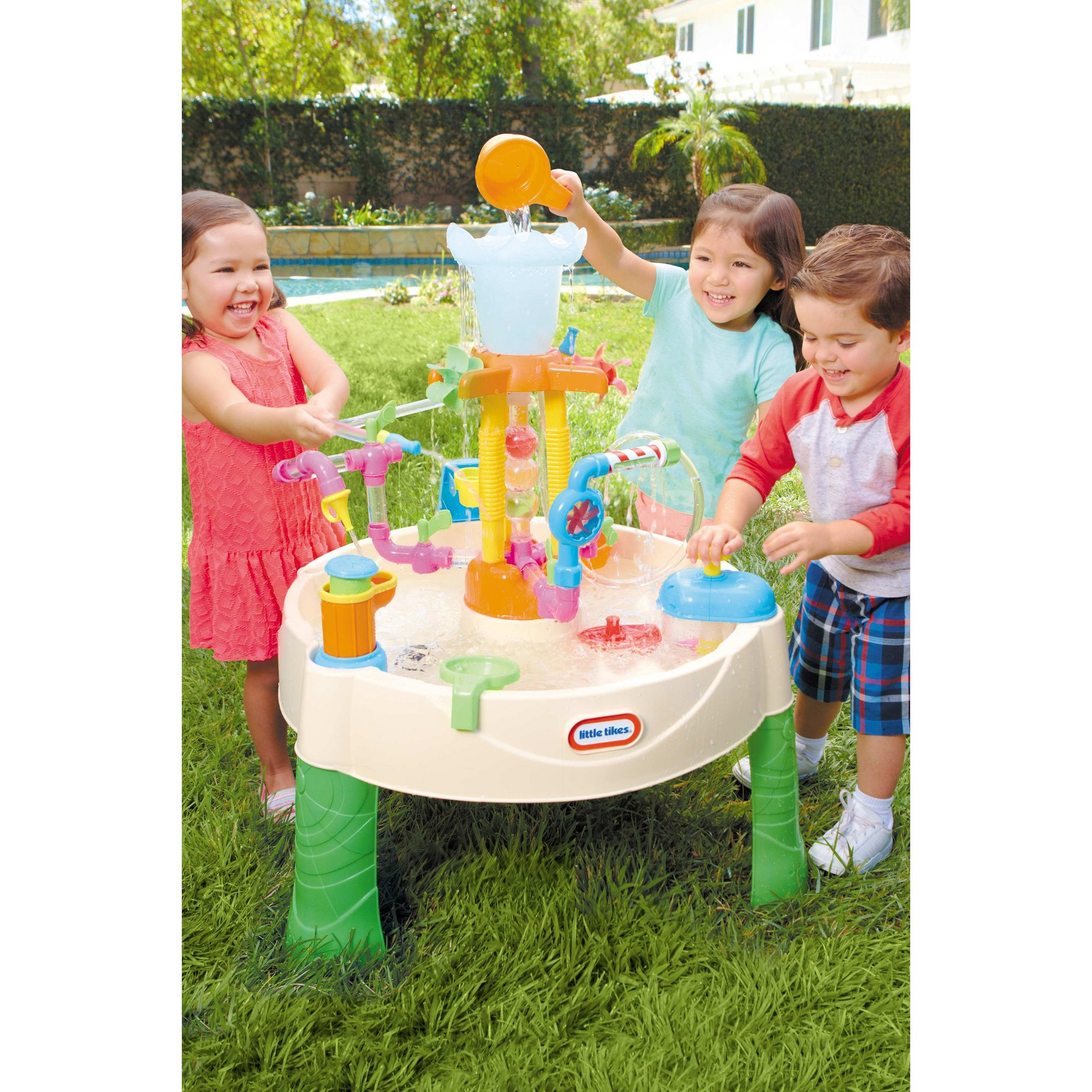 Image of Little Tikes Fountain Factory Water Table