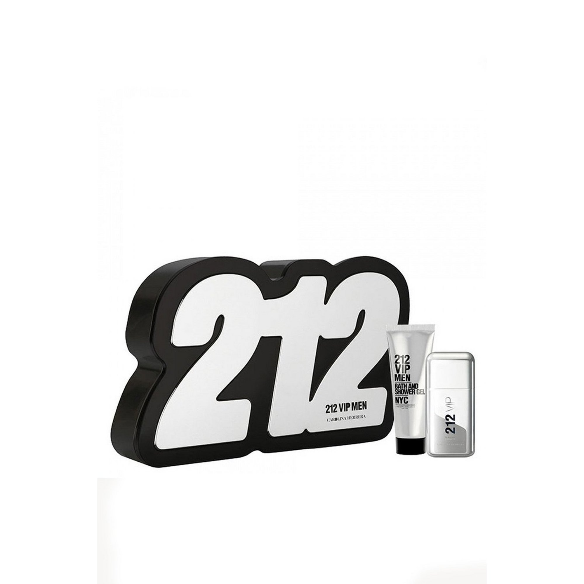 Image of Carolina Herrera 212 VIP Men 50ml EDT Gift Set