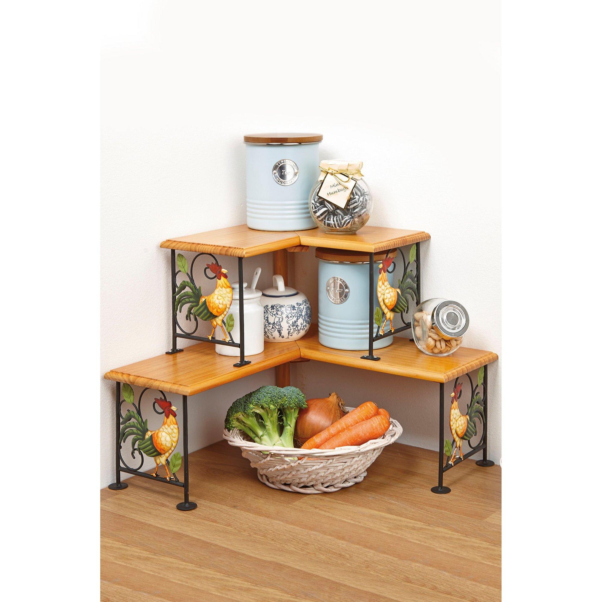 Image of Cockerel Corner Shelf