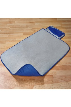 Portable Ironing Pad With Silicone Reverse