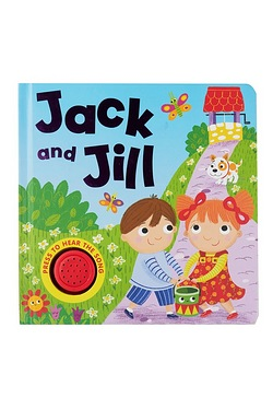 Song Sounds Book - Jack And Jill