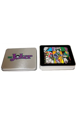 The Joker Popart Wallet In A Tin