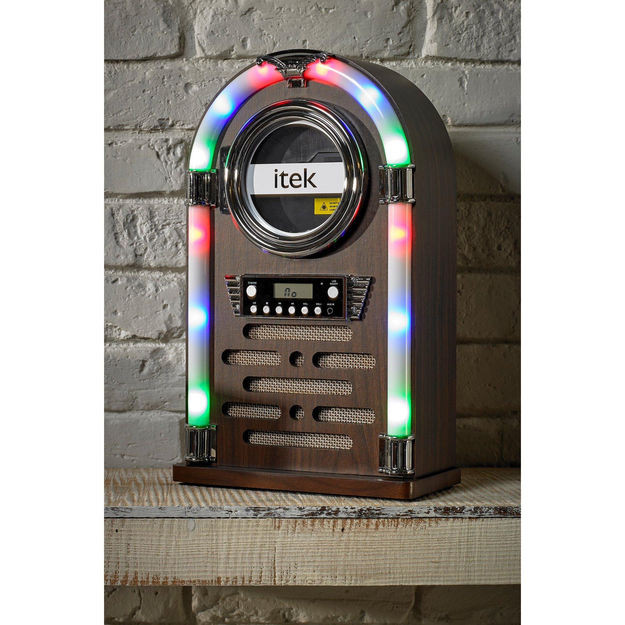 Image of Itek Mini CD Jukebox
