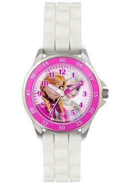 Frozen Time Teacher Watch