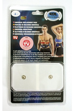 Abs-a-round Electro Pads