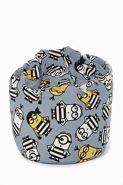 Despicable Me 3 Jail Bird Bean Bag