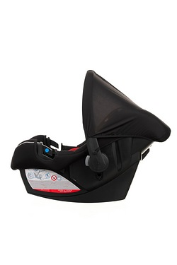Obaby Chase 0+ Car Seat - Crossfire With Chase Adaptor