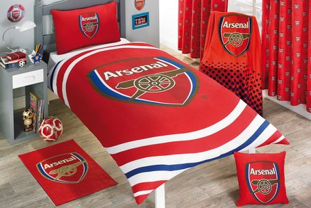 a98619b3cbd Image for Arsenal FC Double Duvet Set from studio