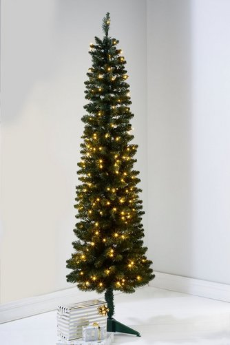 image for pre lit pencil christmas tree from studio