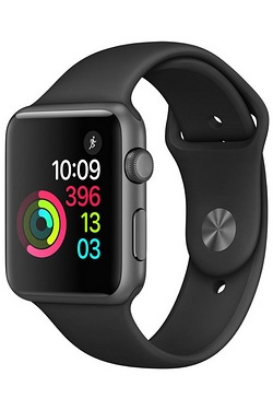 Apple Watch Series 1 42mm with Dock