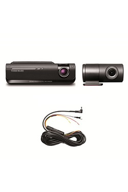 Thinkware F770 Front/Rear Dash Cam + Hardwiring Cable