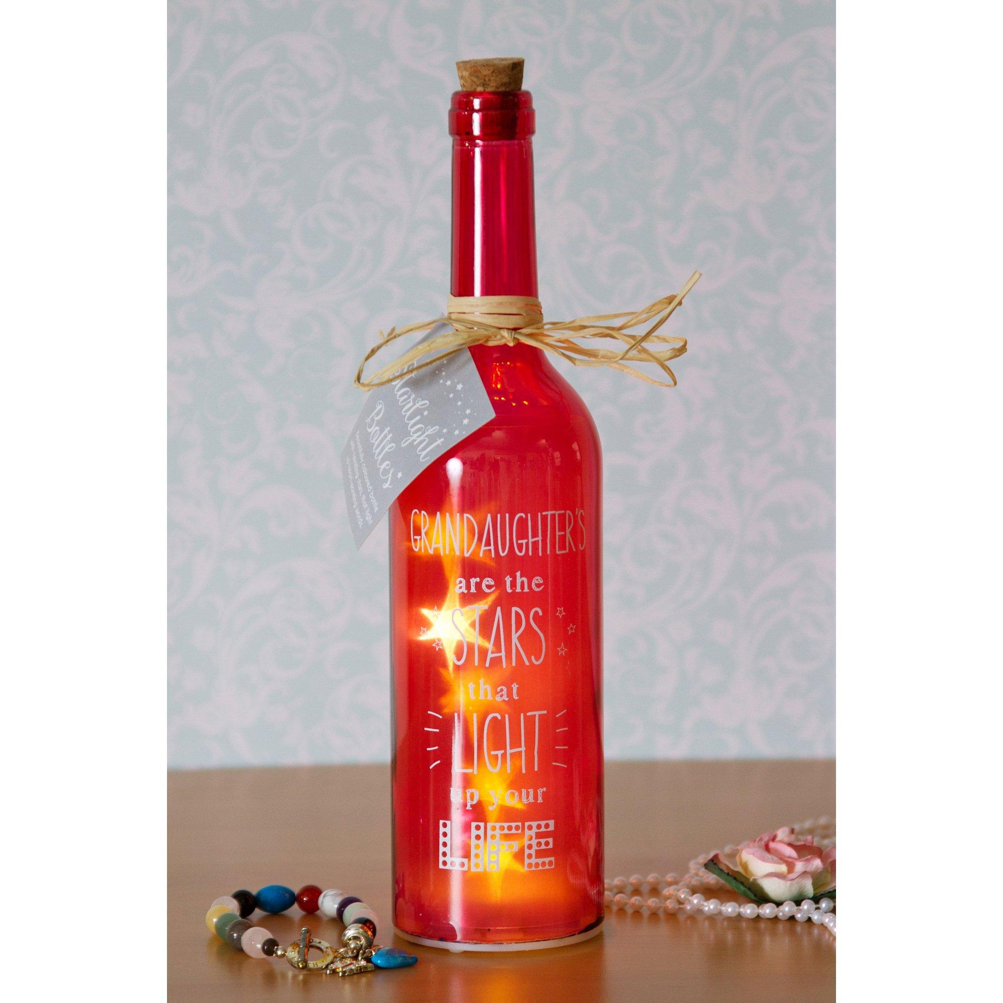 Image of Granddaughter - Starlight Bottle