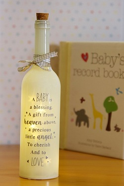 Baby Is A Blessing - Starlight Bottle