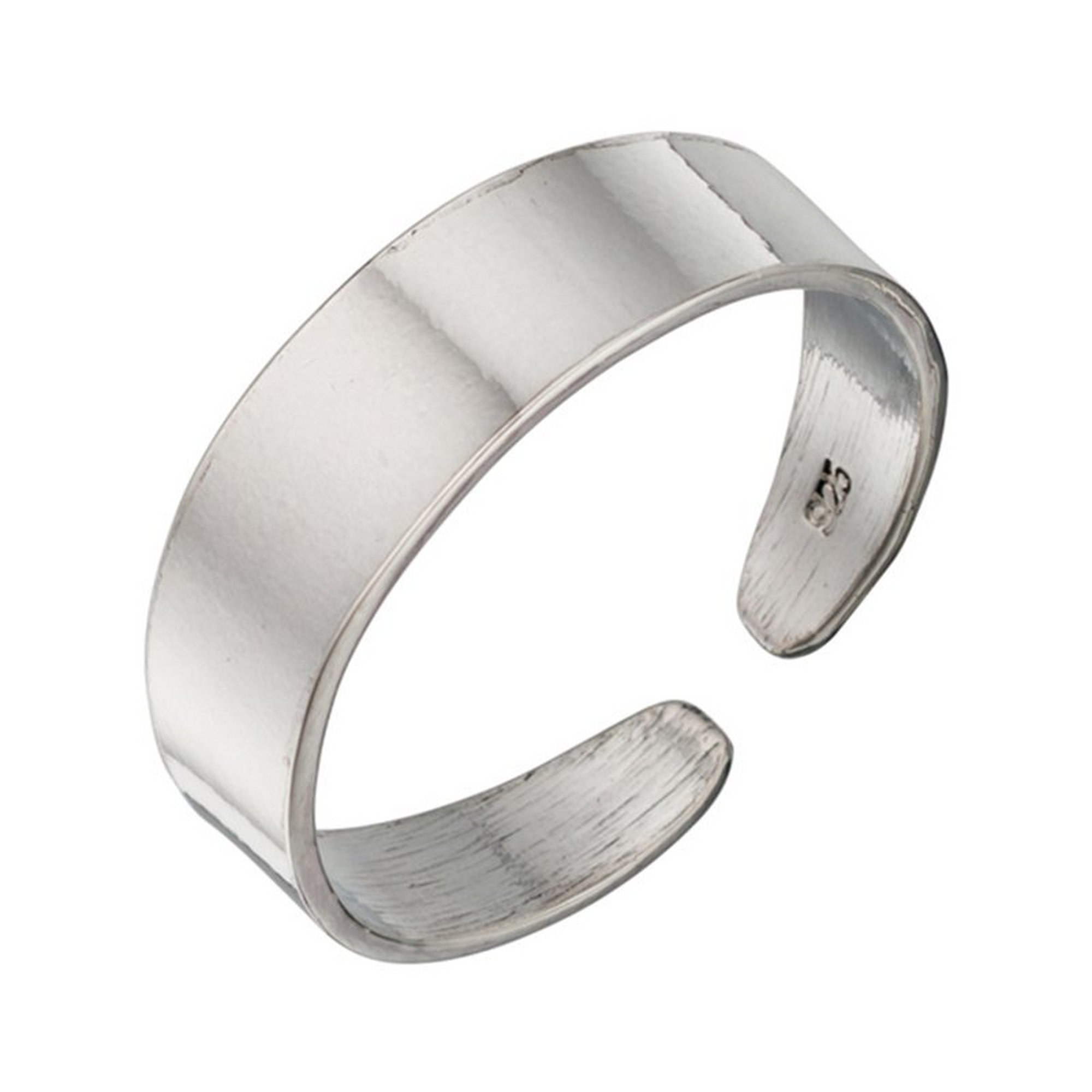 Image of Sterling Silver Adjustable Toe Ring