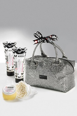 Morgan Bag and Toiletry Set