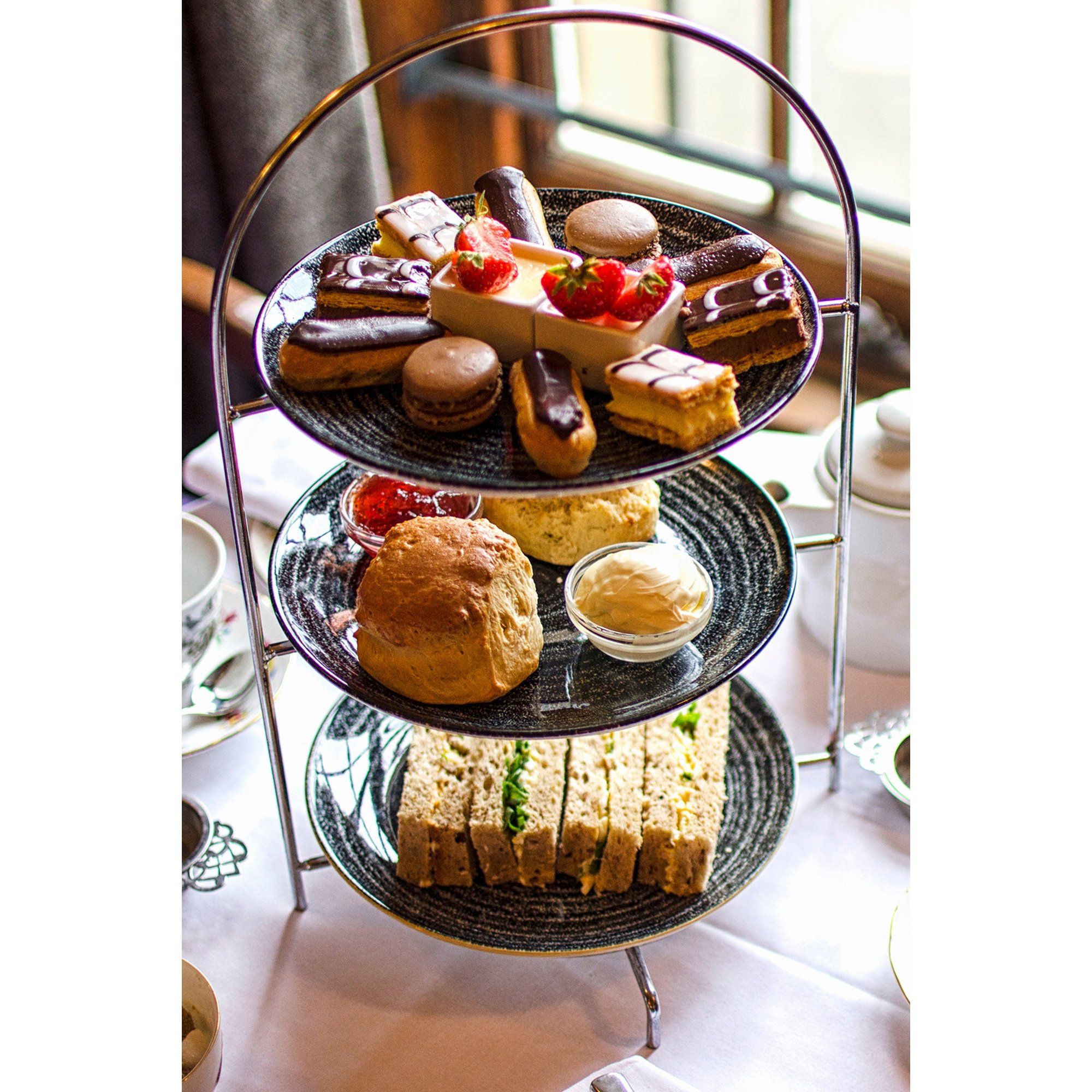 Image of Afternoon Tea for Two Gift Experience