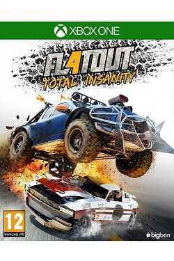 Xbox One: Flat Out 4 Total Insanity