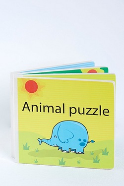 Jigsaw Books - Animals