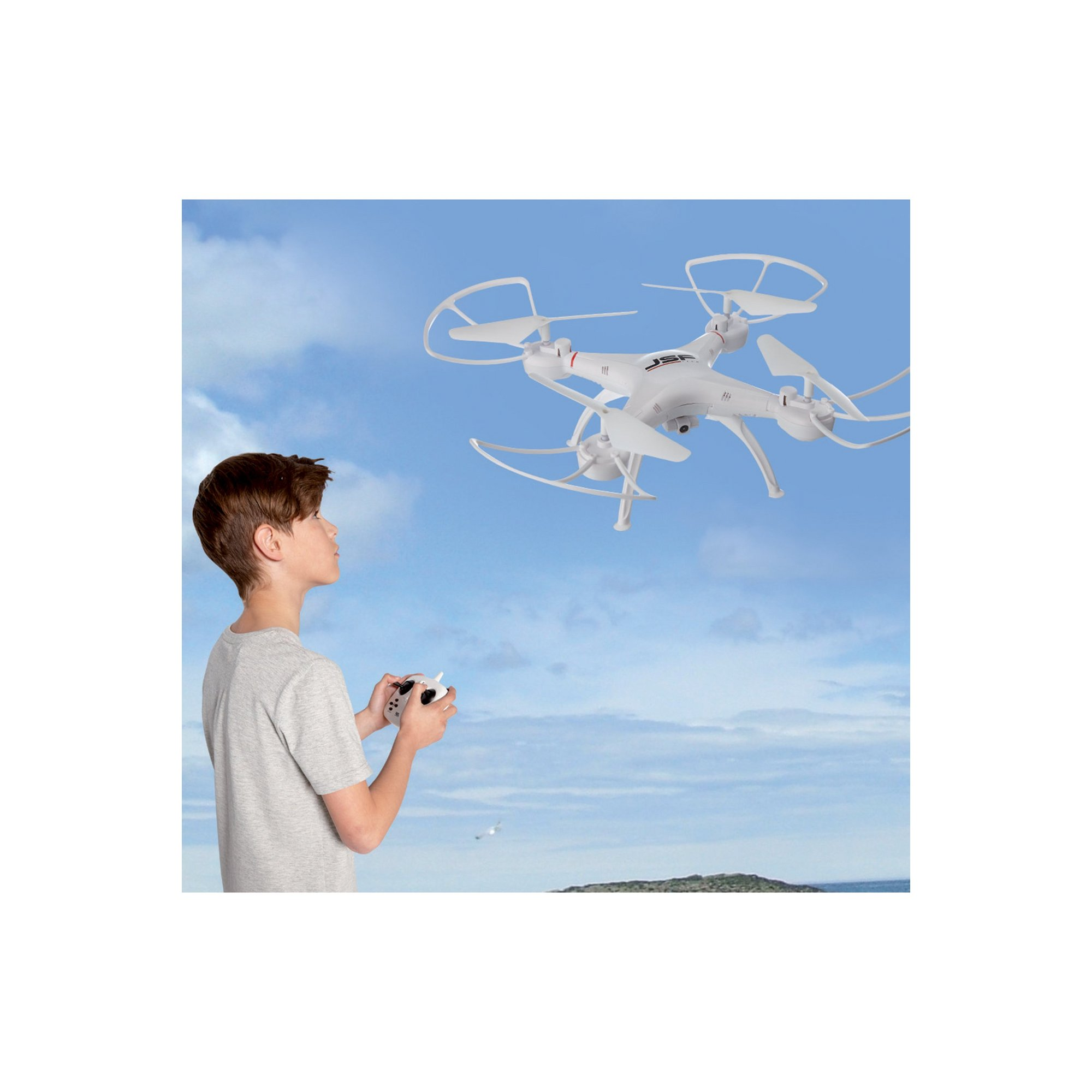 Hawk Quadcopter Drone with Camera