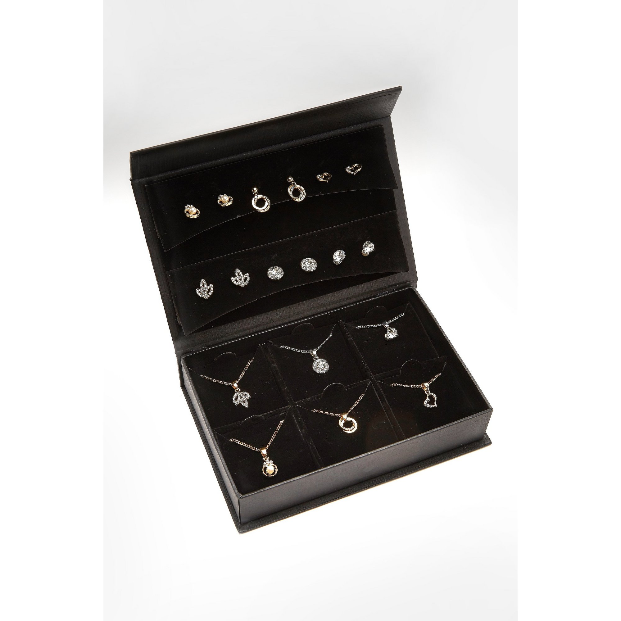 Image of Black Jewellery Box