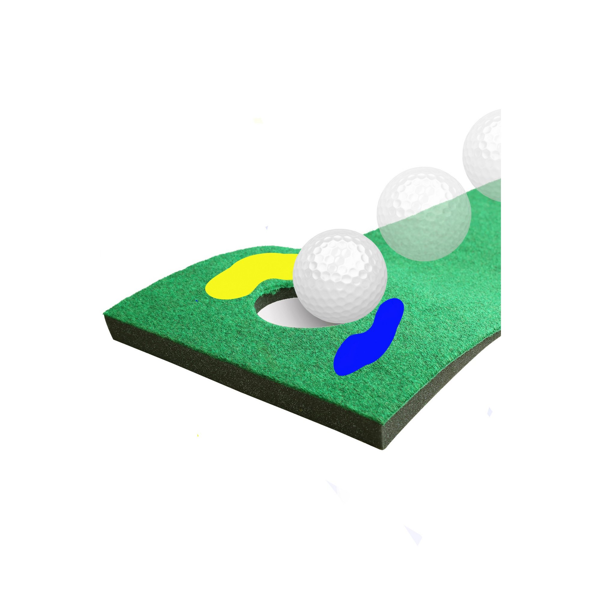 Image of Longridge Deluxe Golf Putting Mat
