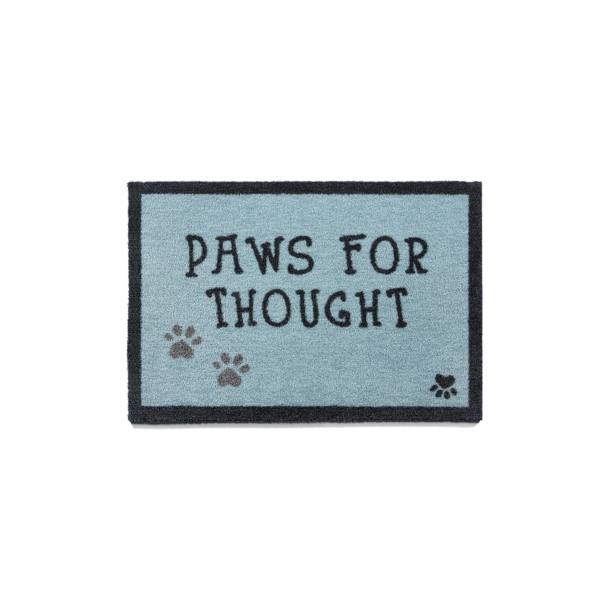 Image of Paws For Thought Door Mat - Howler and Scratch