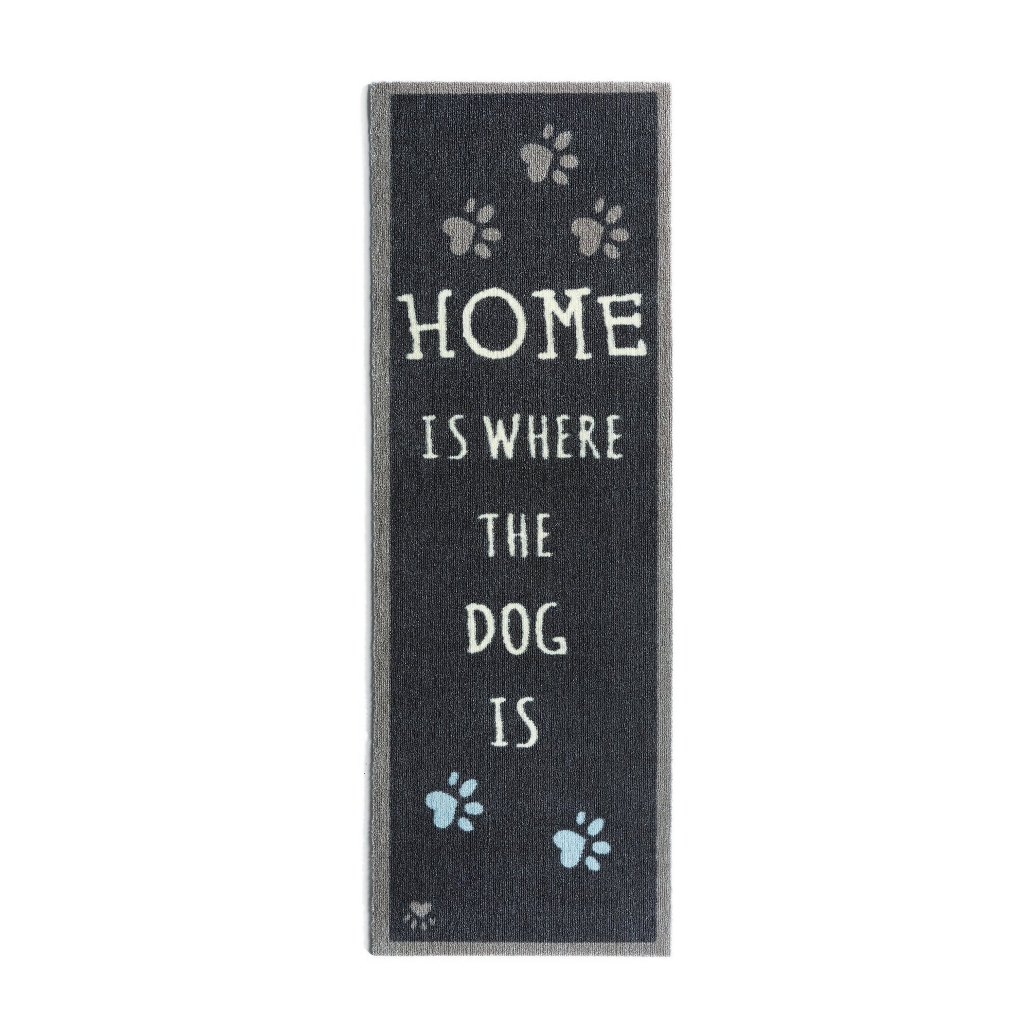 Image of Home Is Where the Dog Is Runner - Howler and Scratch