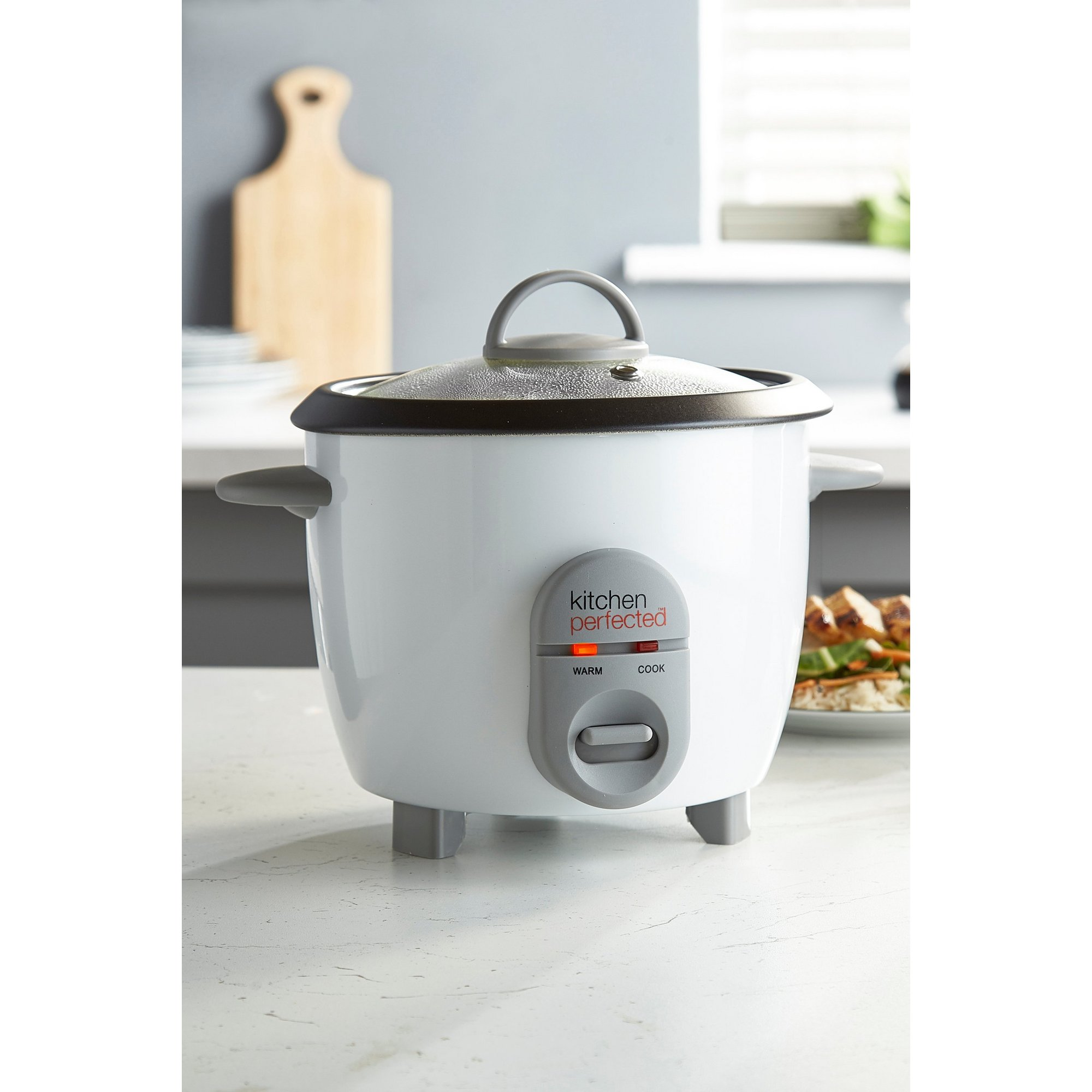Image of Kitchen Perfected 0.8L Rice Cooker - Lloytron