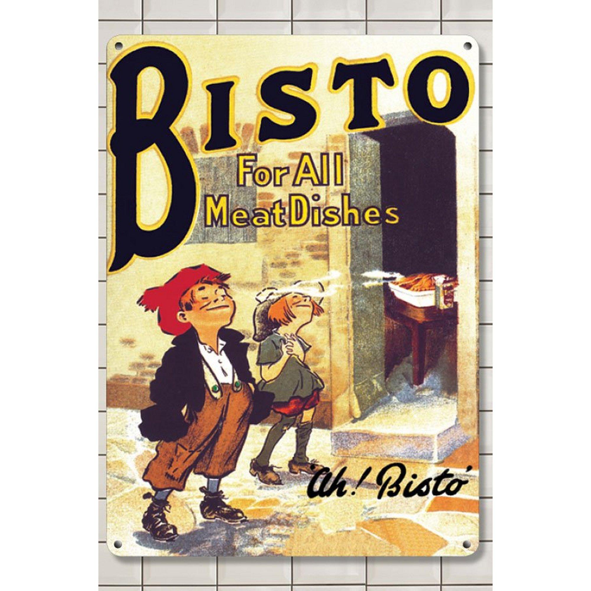 Image of Ah Bisto Sign