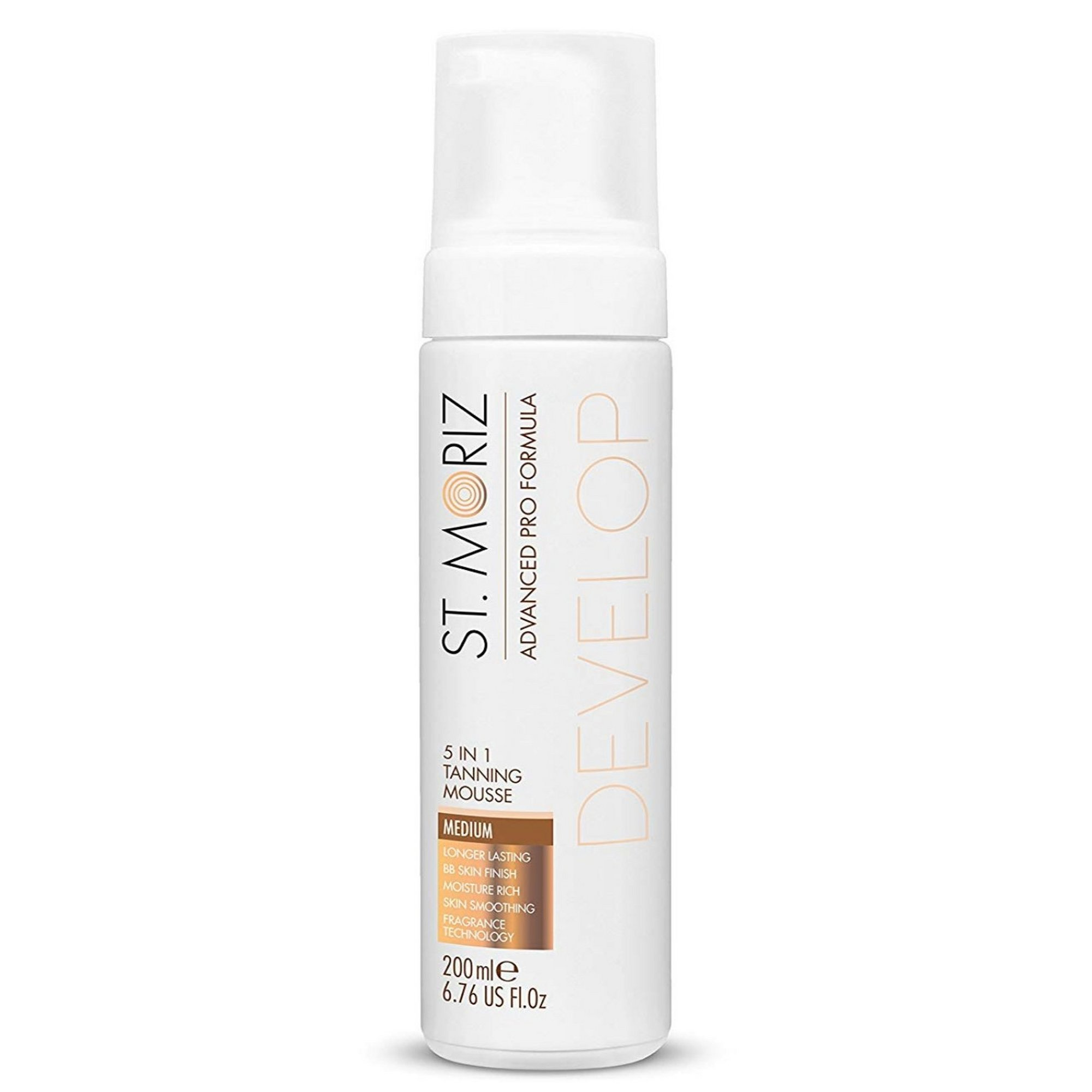 Image of St Moriz Advanced Pro 5-in-1 Tanning Mousse