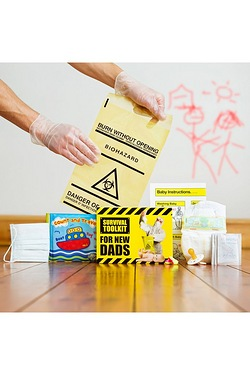Survival Tool Kit For New Dads