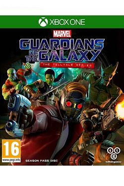 Xbox One: Guardians Of The Galaxy The Telltale Series
