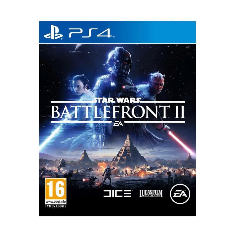 Image of PS4: Star Wars Battlefront II