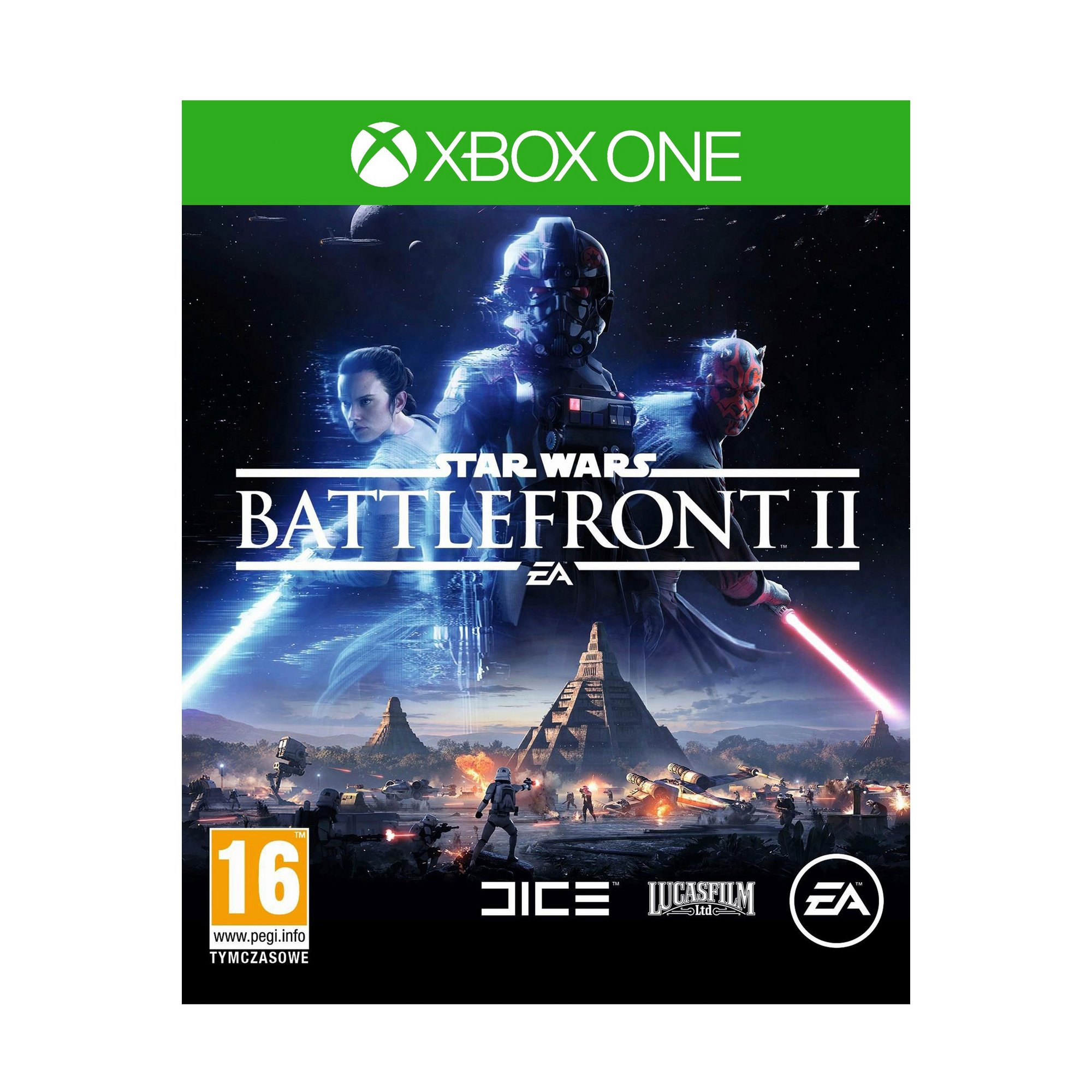 Image of Xbox One: Star Wars Battlefront II