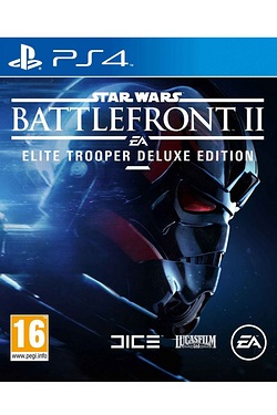 PS4: Star Wars Battlefront II Elite Trooper Deluxe Edition