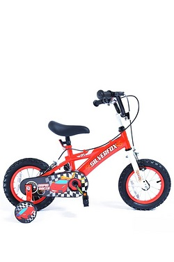 "Silverfox Rapid Racer 12"" Boys Bike"