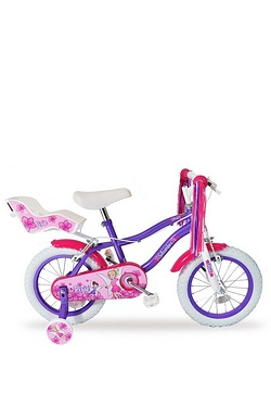 "Silverfox Pixie 14"" Girls Bike"