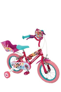 "Disney Princess 14"" Bike"