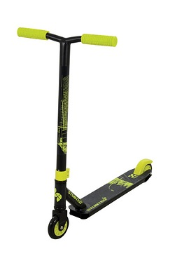 Stunted Stunt Urban X Scooter - Lime Green