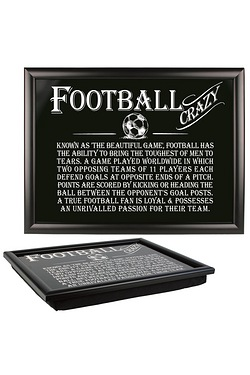Lap Tray - Football
