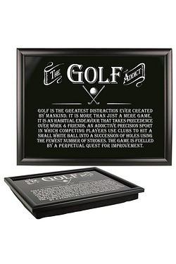 Lap Tray - Golf