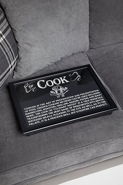 Lap Tray - Cook