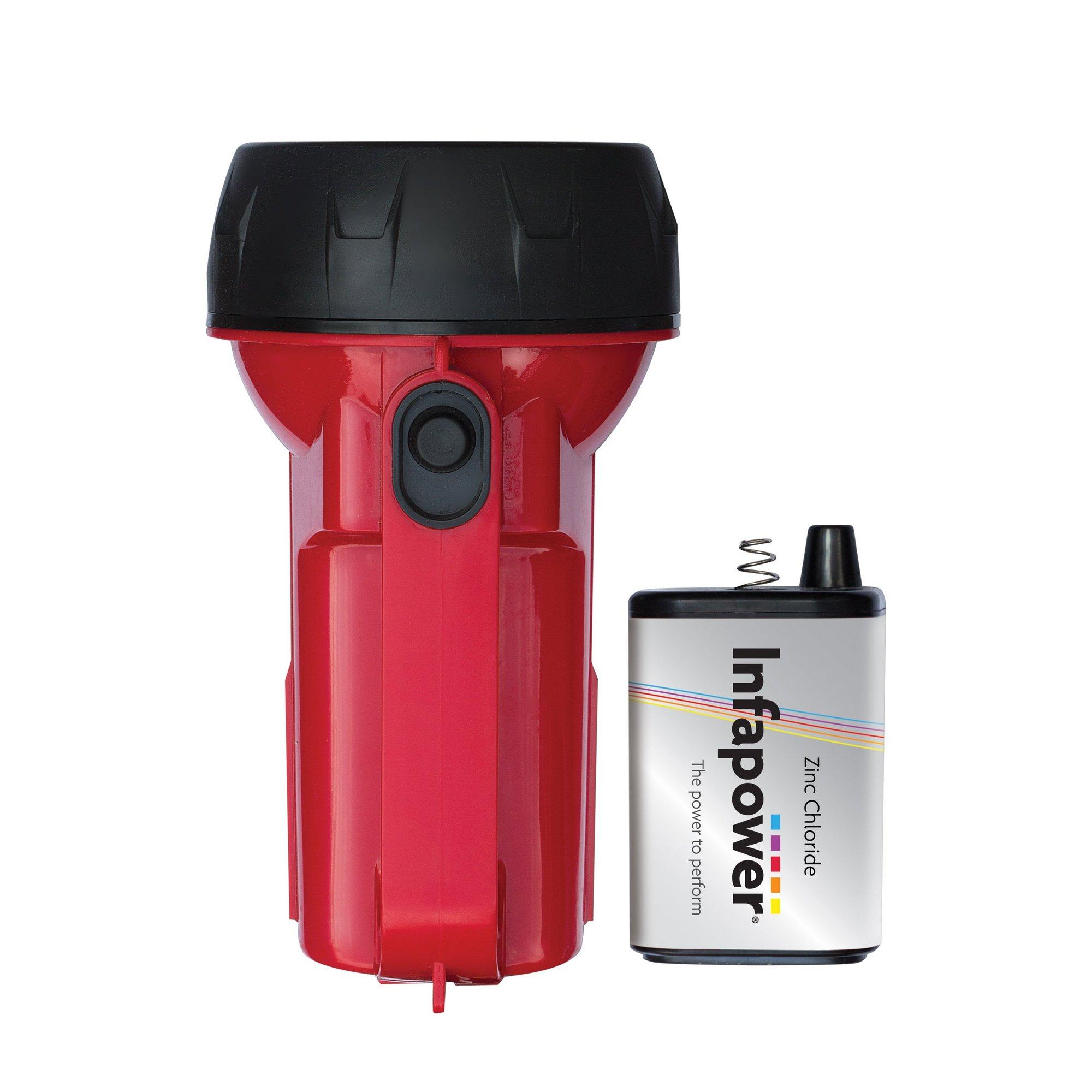Image of Infapower 6 Volt Lantern Torch