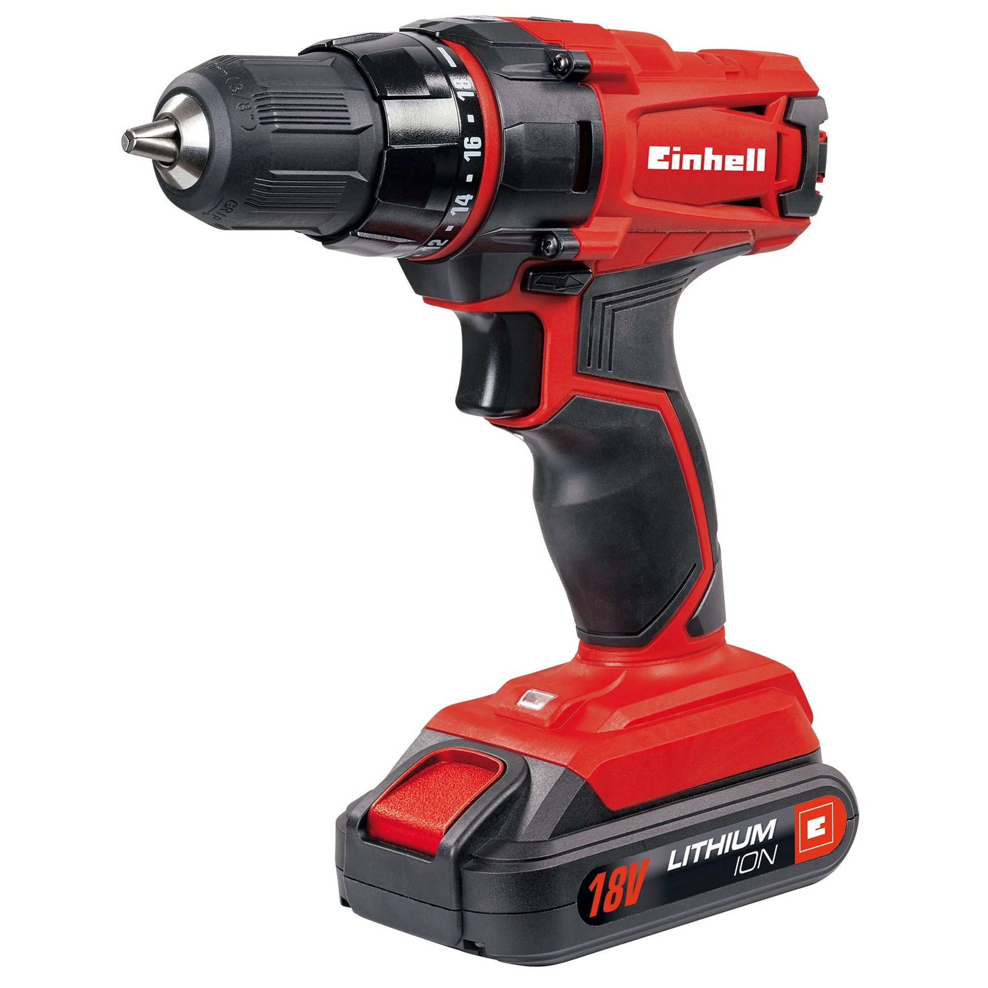 Image of Einhell Cordless Lithium ION Drill Driver