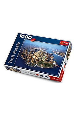 1000 Piece New York Puzzle
