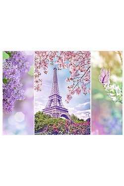 1000 Piece Spring In Paris