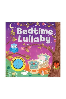 Song Sounds Book - Bedtime Lullaby