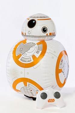 Inflatable RC - BB8