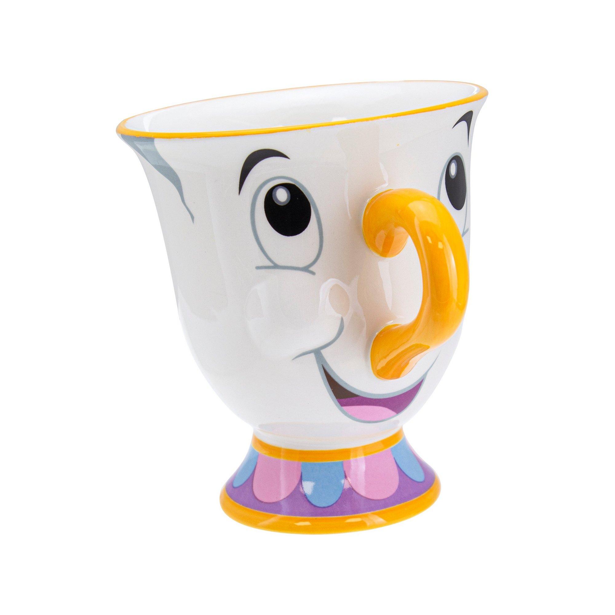 Image of Beauty and the Beast Chip Mug